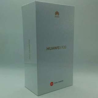 Huawei P20 Pink 2 Years Sg Warranty Sealed  MHMAY