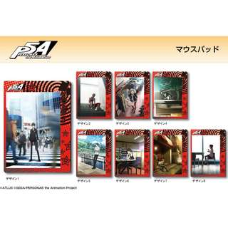 [PO] PERSONA5 the Animation - Mouse Pad