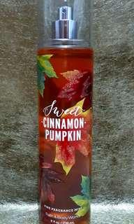 Fragrance / Body Misyt Sweet Cinnamon Pumpkin