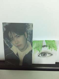 GOT7 EYES ON YOU - JACKSON POLAROID PC
