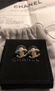 Chanel 耳環 99%new