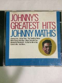 Cd 59a Johnny Mathis