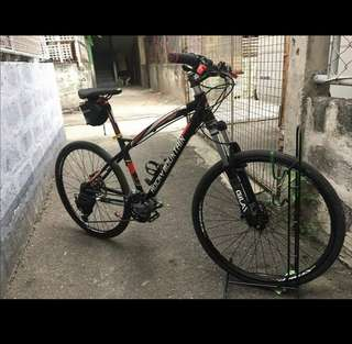"Assembled Mountain bike ""Rocky mountain"""