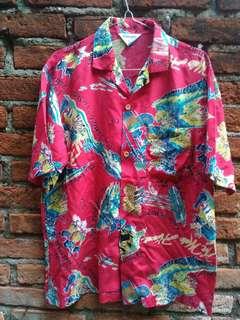 Wrangler Hawaiian Shirt