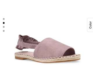 Espadrilles with Bow detail