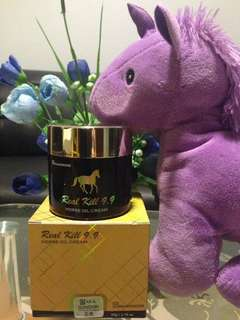 Real kill horse oil cream 9.9