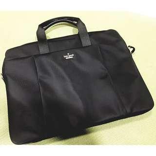Kate Spade Classic Nylon Laptop Commuter Bag 8ARU1879
