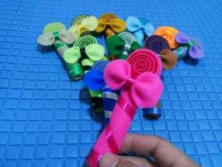 Amplop Lollipop Lebaran