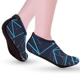 Water Shoe Socks -Non Slip Beach/Diving socks