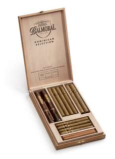 Balmoral Selection 12 Premium Cigars
