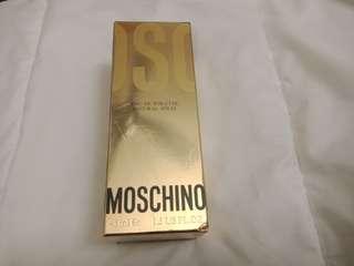 Moschino Natural Spray Eau De Toilette Perfume 1.5 US FL.OZ (45ml)