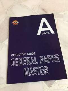 A Levels GP Practice Book