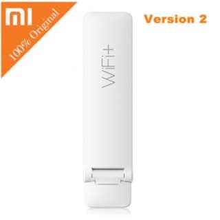 Xiaomi Mi WiFi Amplifier 2 Repeater Extender USB Wireless 300Mbps - Putih