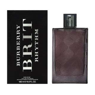 Parfum Original Burberry Brit Rhythm Men 180 ML