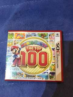 3DS Mario Party Top 100 games