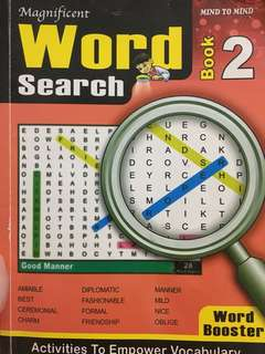 magnificent word search