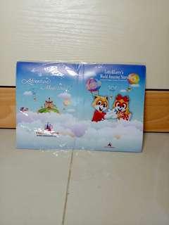 Lotte World Passport Cover