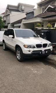 BMW X5 E53 Build Up