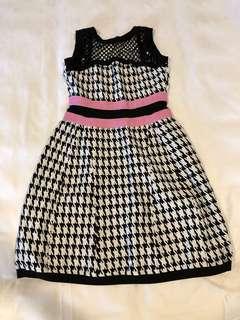 Baby doll bandage dress