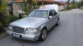 Mercedes w124 e230