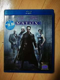 Matrix blu ray