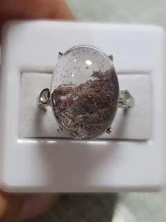 花幽靈戒指