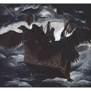 Deathspell Omega - The Synarchy of Molten Bones Vinyl LP Record