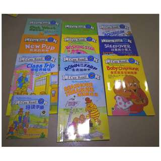 The Berenstain Bears--I Can Read--10 books