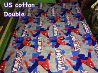 Double bed sheet US COTTON