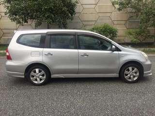 Nissan Grand Livina 1.8 Auto 2008