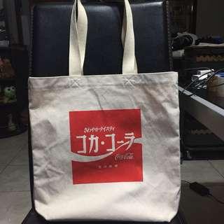 Tote bag Coca Cola Japan