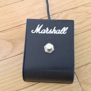 Footswitch - Marshall P801 (Official)