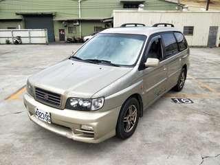 實車實價 2001 起亞 JOICE 2.0 七人座 休旅車