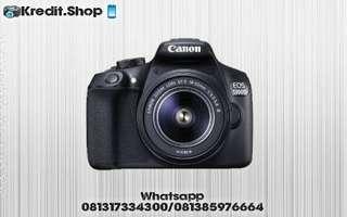 Canon 1300D Cicilan Tampa Kartu Kredit