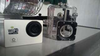 Camera free tongsis