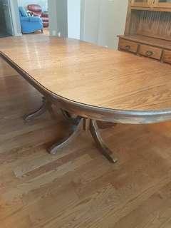 Dining Room Set - Woodcraft