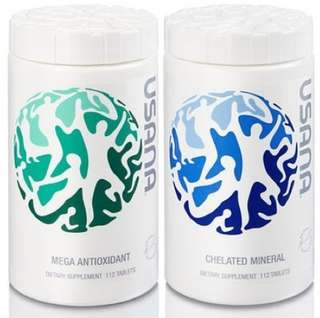 USANA Essentials (Vitamins, Minerals, Antioxidants in One)