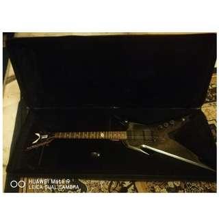 guitar dean dimebag razorback