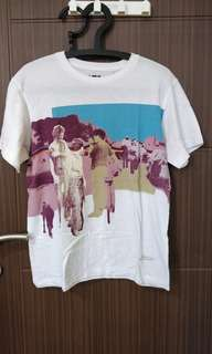 Kaos band The Chemical Brothers Original Uniqlo