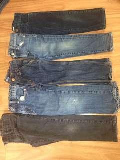 Boys Gap jeans