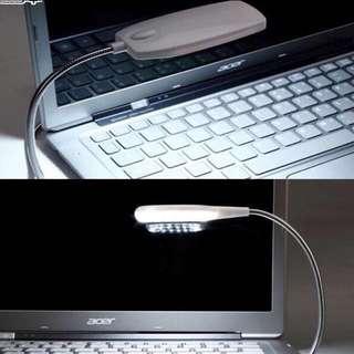 ❗️清櫃❗️平板手提電腦USB28顆LED燈頭