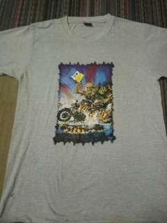 Iron Maiden Rock Penang T shirt