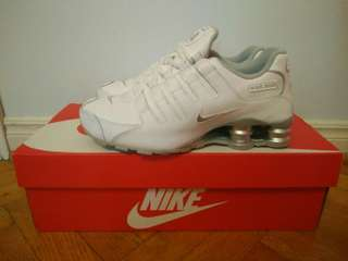 Nike Shox Running Shoes WMN 6.5
