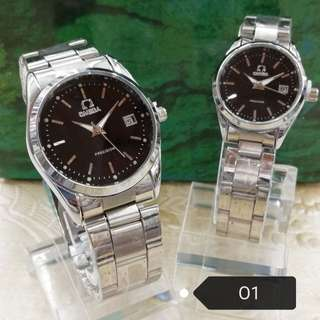 Omega COUPLE SET WATCHES
