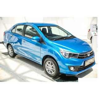 NEW Perodua Bezza 1.3X (A) -No GST, 2.9% , Gift, Fulloan