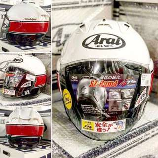 Arai Sz Ram4 Yamaha Stripe (Authentic)