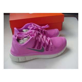 Authentic Nike pink shoes
