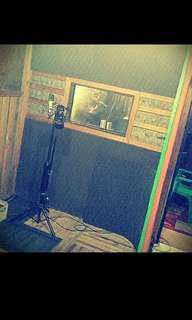 Studio recording sewa