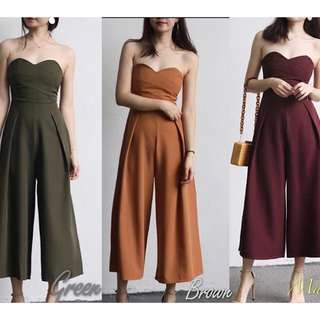 Jumpsuit tube bkk best seller