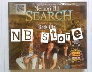 Cd Memori Hit Search Rock Otai